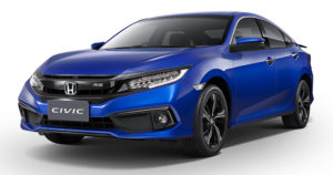 Promo Honda Civic Hatchback RS Semarang